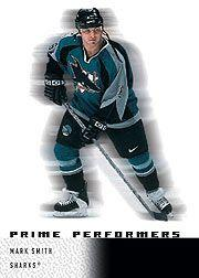 2000-01 Upper Deck Ice #121 Mark Smith RC