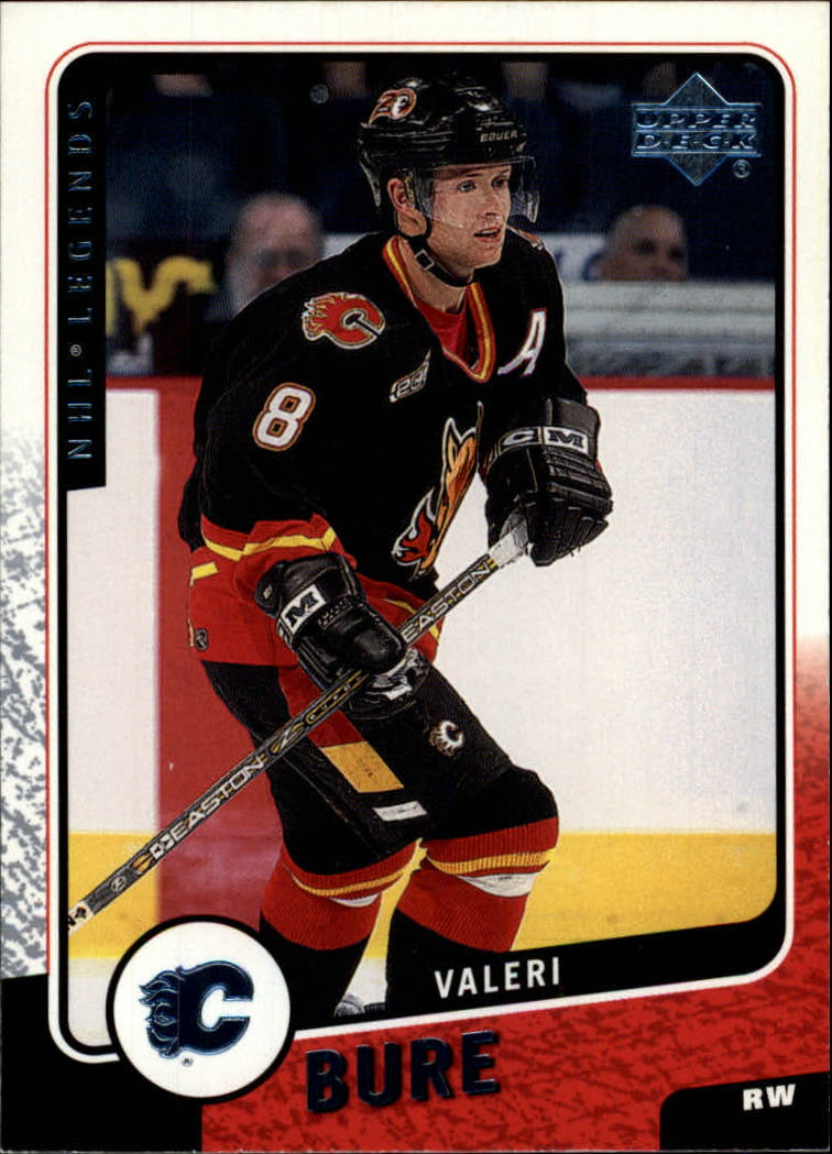 2000-01 Upper Deck Legends #20 Valeri Bure
