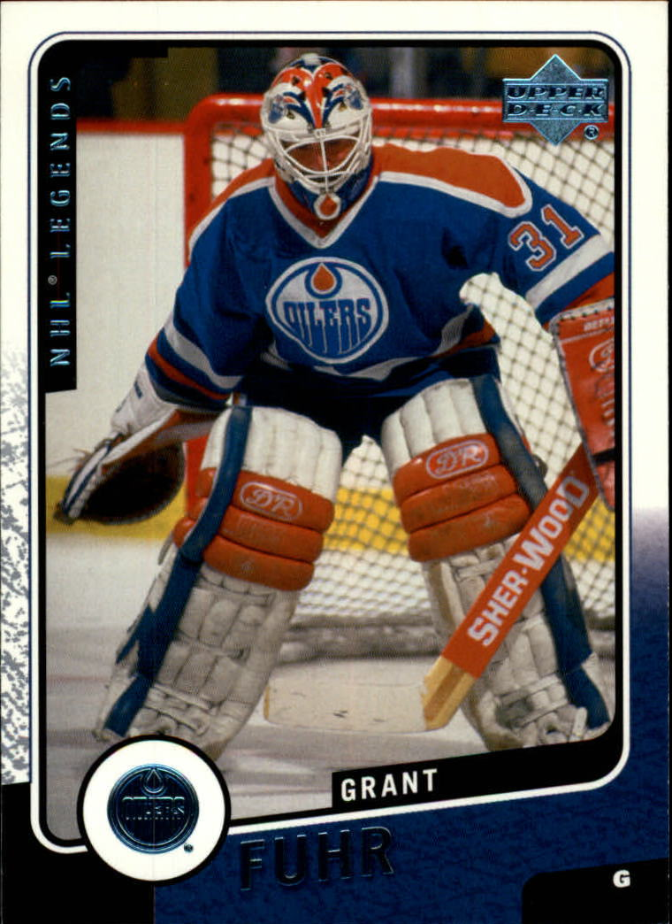 2000-01 Upper Deck Legends #48 Grant Fuhr