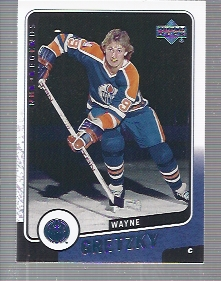 2000-01 Upper Deck Legends #49 Wayne Gretzky