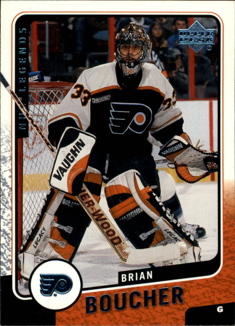 2000-01 Upper Deck Legends #99 Brian Boucher