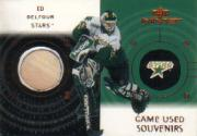 2000-01 Upper Deck MVP Game-Used Souvenirs #CGEB Ed Belfour