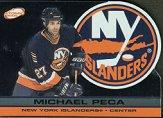 2001-02 Atomic #61 Michael Peca