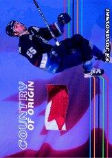 2001-02 BAP Memorabilia Country of Origin #CO57 Ed Jovanovski