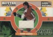 2001-02 BAP Ultimate Memorabilia All-Star History #23 Bobby Clarke