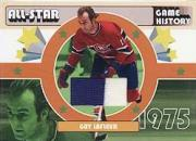 2001-02 BAP Ultimate Memorabilia All-Star History #28 Guy Lafleur