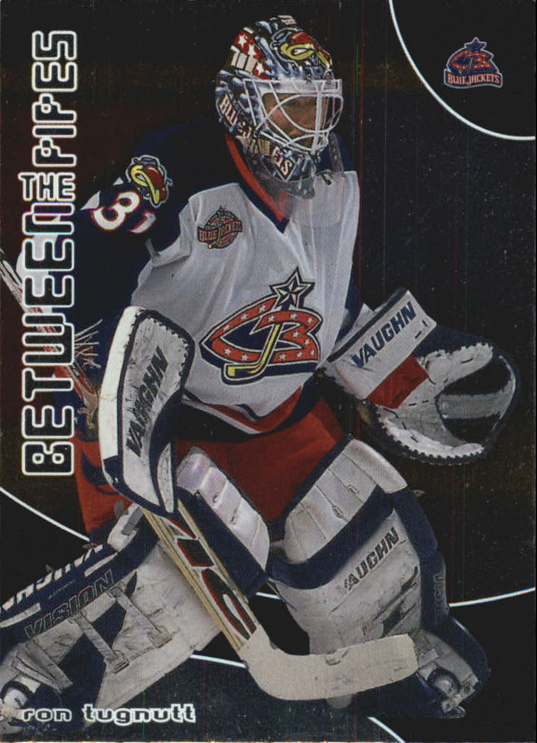 2001-02 Between the Pipes #3 Ron Tugnutt