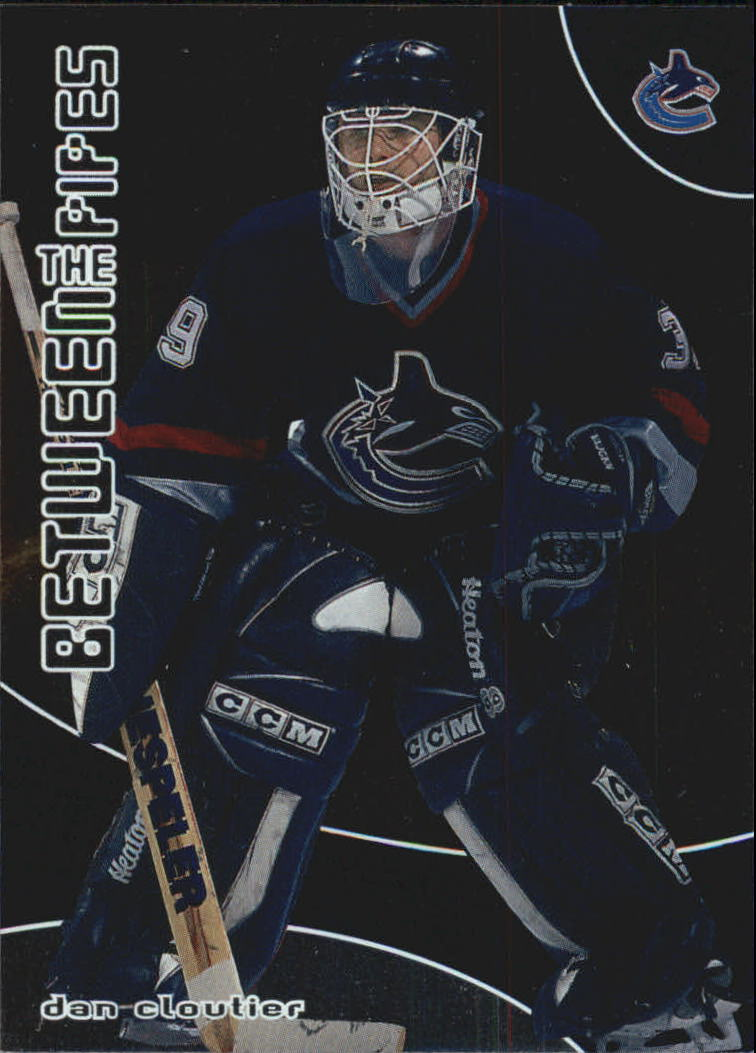 2001-02 Between the Pipes #14 Dan Cloutier