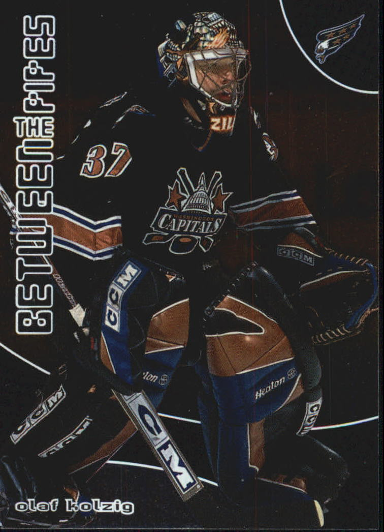 2001-02 Between the Pipes #21 Olaf Kolzig