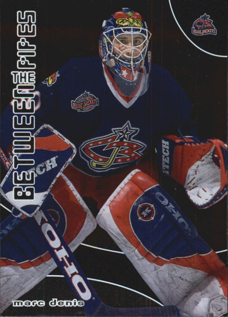 2001-02 Between the Pipes #25 Marc Denis