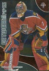 2001-02 Between the Pipes #33 Roberto Luongo