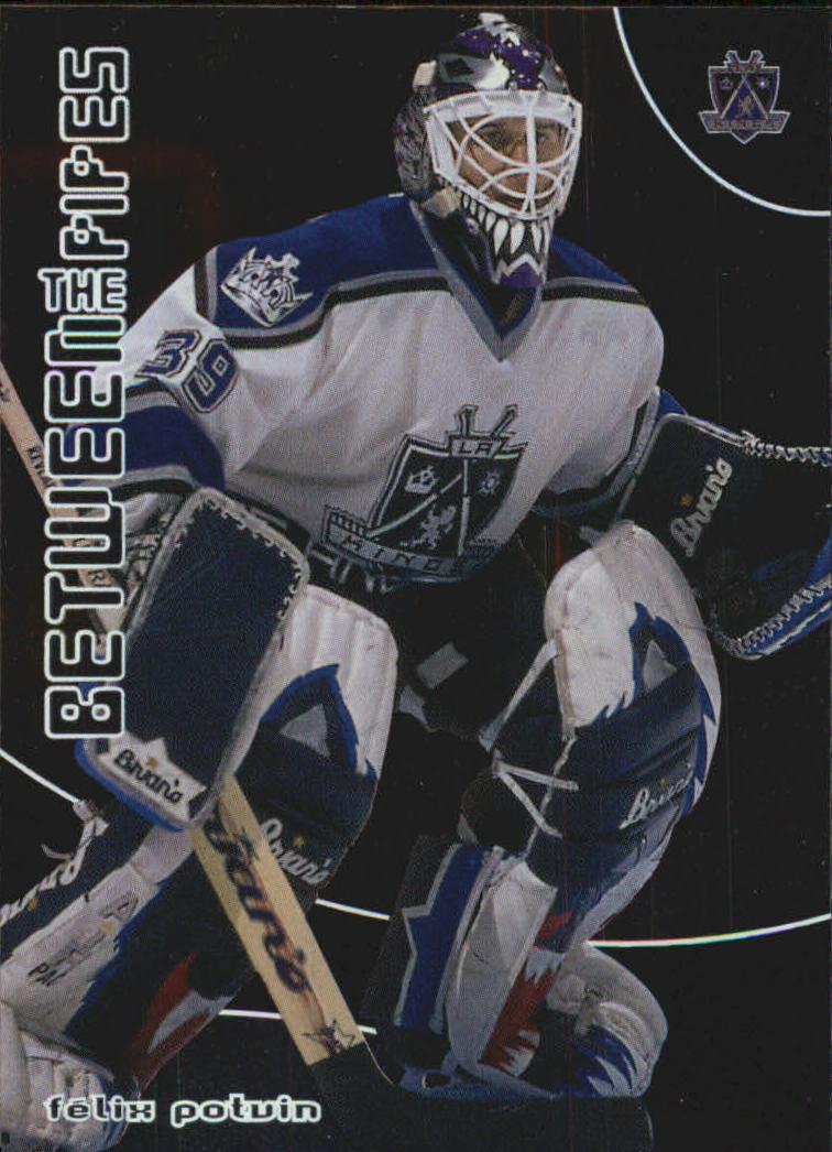 2001-02 Between the Pipes #35 Felix Potvin