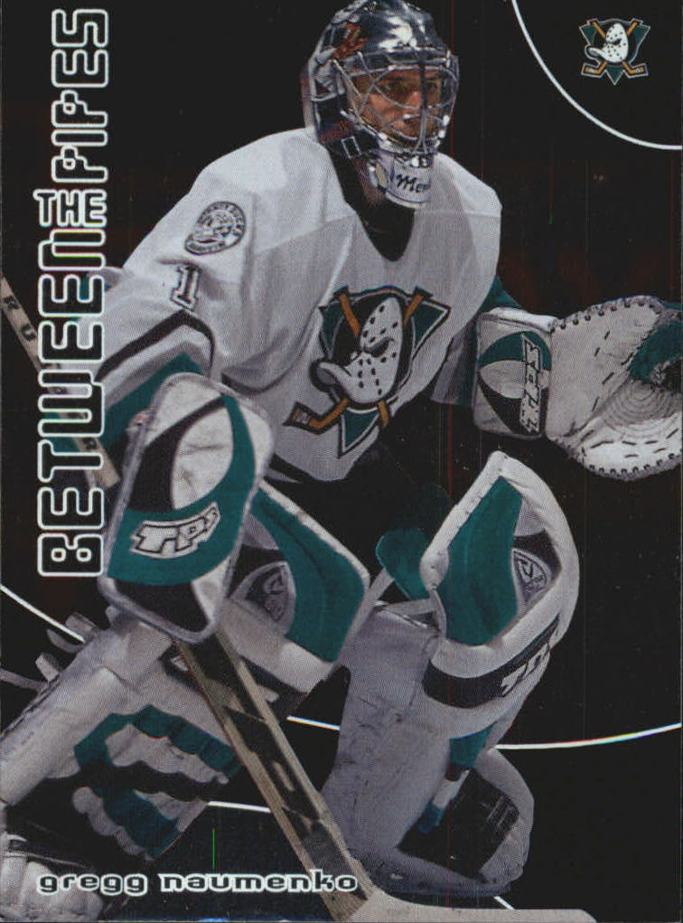 2001-02 Between the Pipes #37 Gregg Naumenko