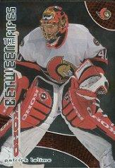 2001-02 Between the Pipes #43 Patrick Lalime