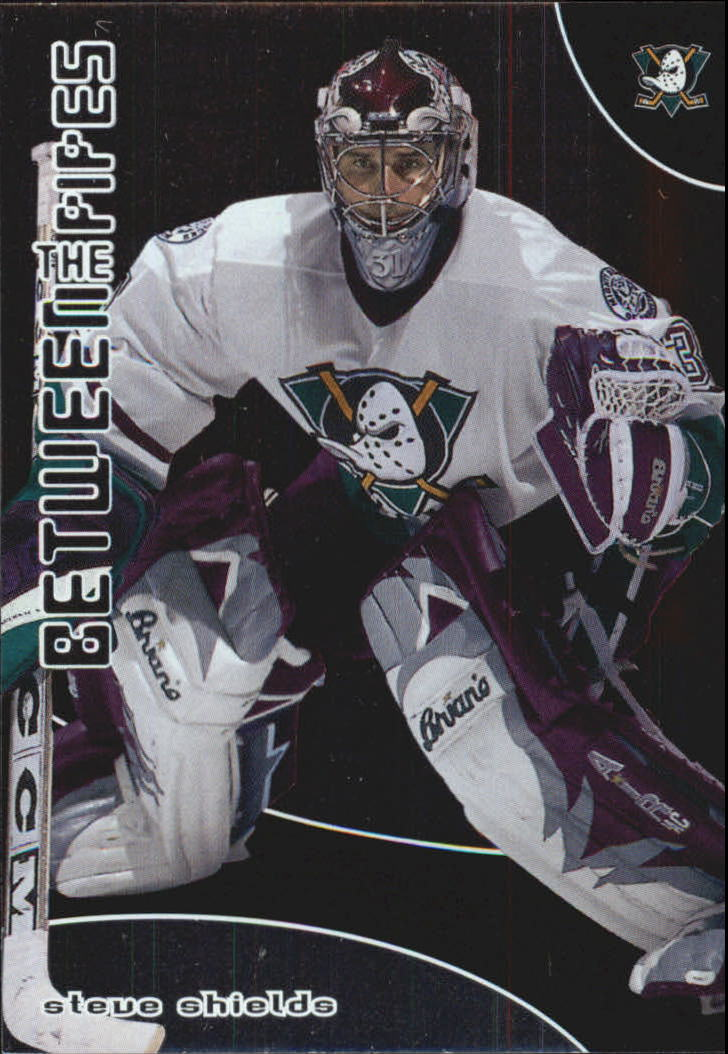 2001-02 Between the Pipes #52 Steve Shields