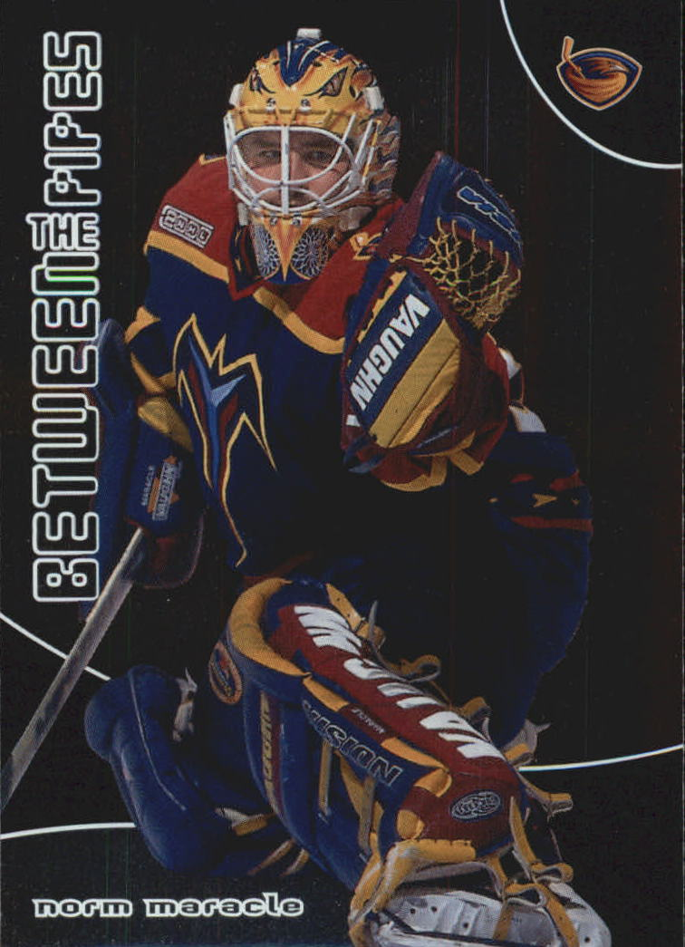2001-02 Between the Pipes #64 Norm Maracle