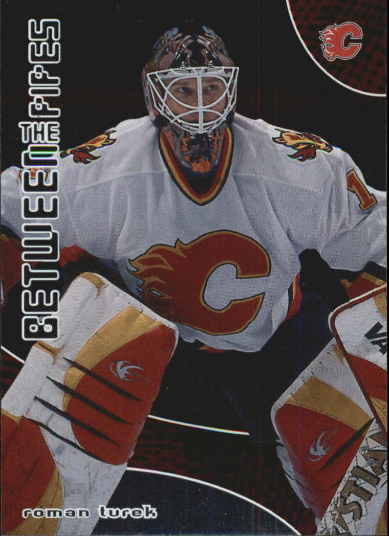 2001-02 Between the Pipes #65 Roman Turek