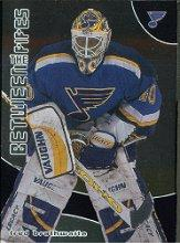 2001-02 Between the Pipes #67 Fred Brathwaite