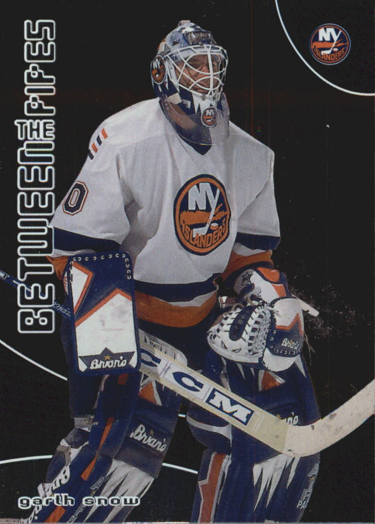 2001-02 Between the Pipes #68 Garth Snow