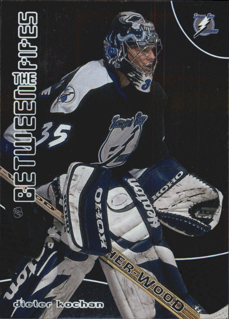 2001-02 Between the Pipes #69 Dieter Kochan