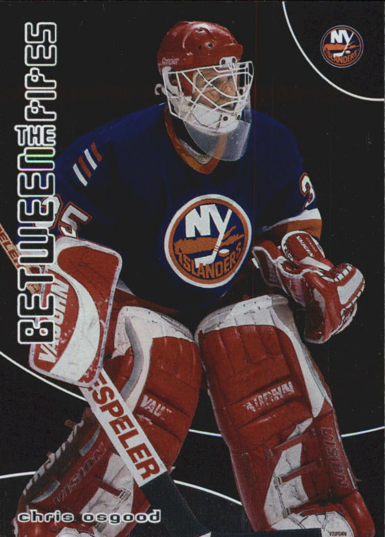 2001-02 Between the Pipes #72 Chris Osgood