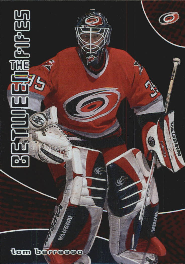 2001-02 Between the Pipes #78 Tom Barrasso
