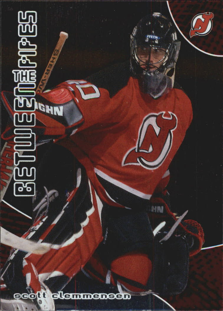 2001-02 Between the Pipes #79 Scott Clemmensen RC