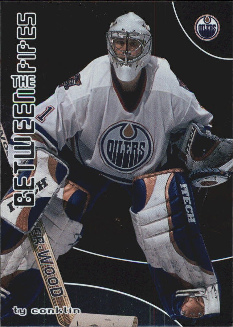2001-02 Between the Pipes #82 Ty Conklin RC