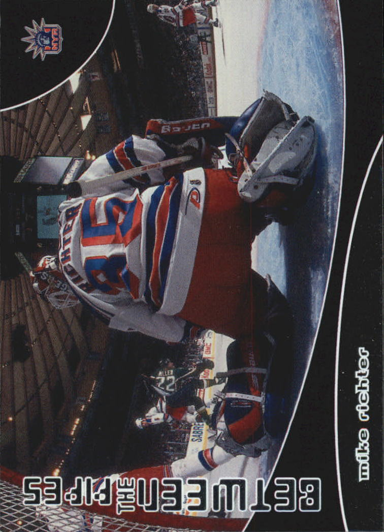 2001-02 Between the Pipes #92 Mike Richter