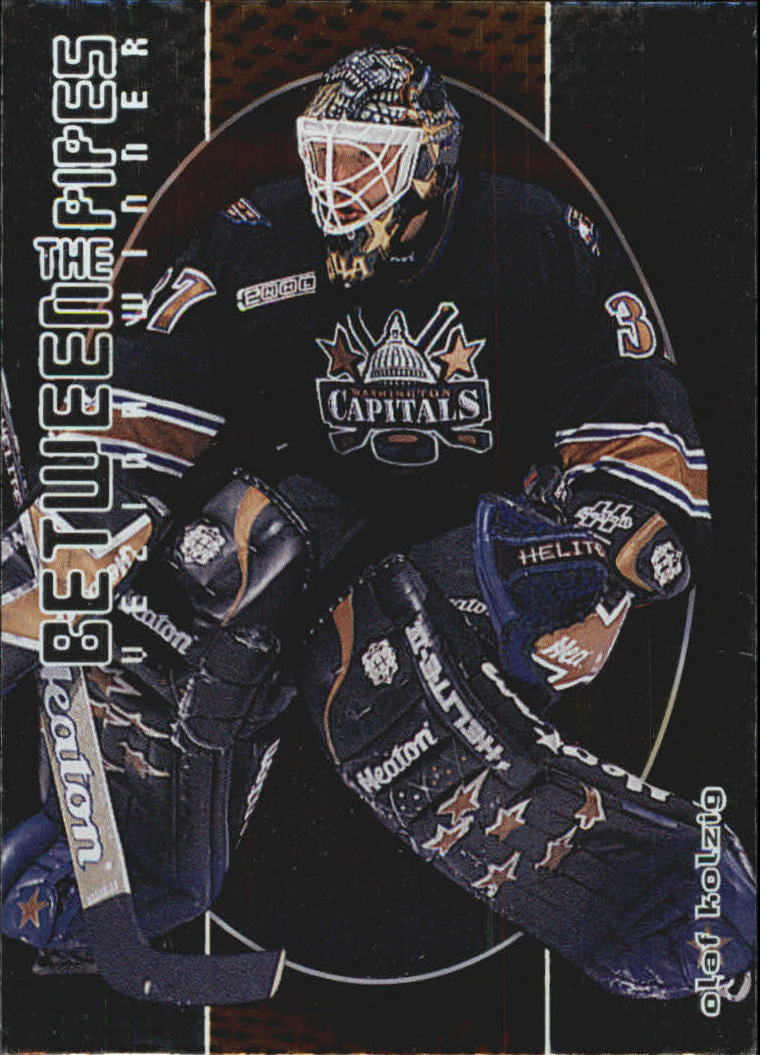 2001-02 Between the Pipes #110 Olaf Kolzig