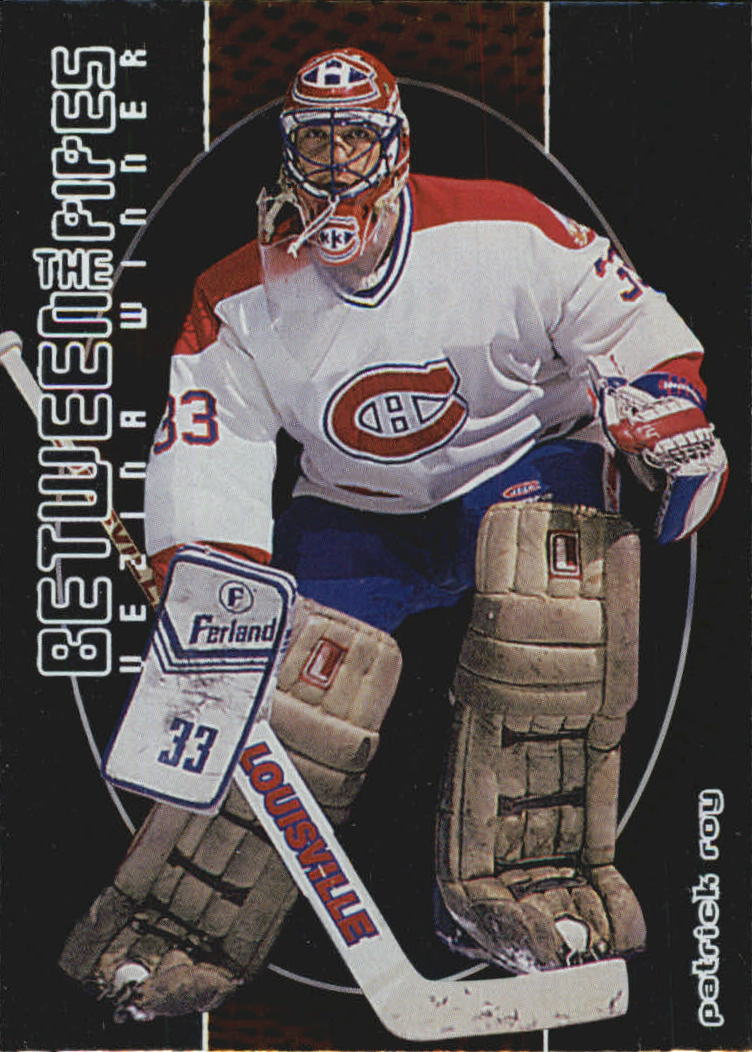 2001-02 Between the Pipes #111 Patrick Roy
