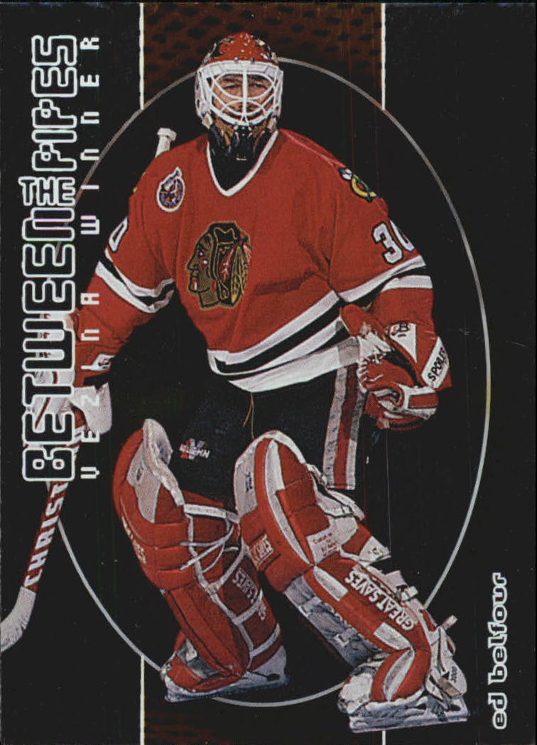 2001-02 Between the Pipes #112 Ed Belfour
