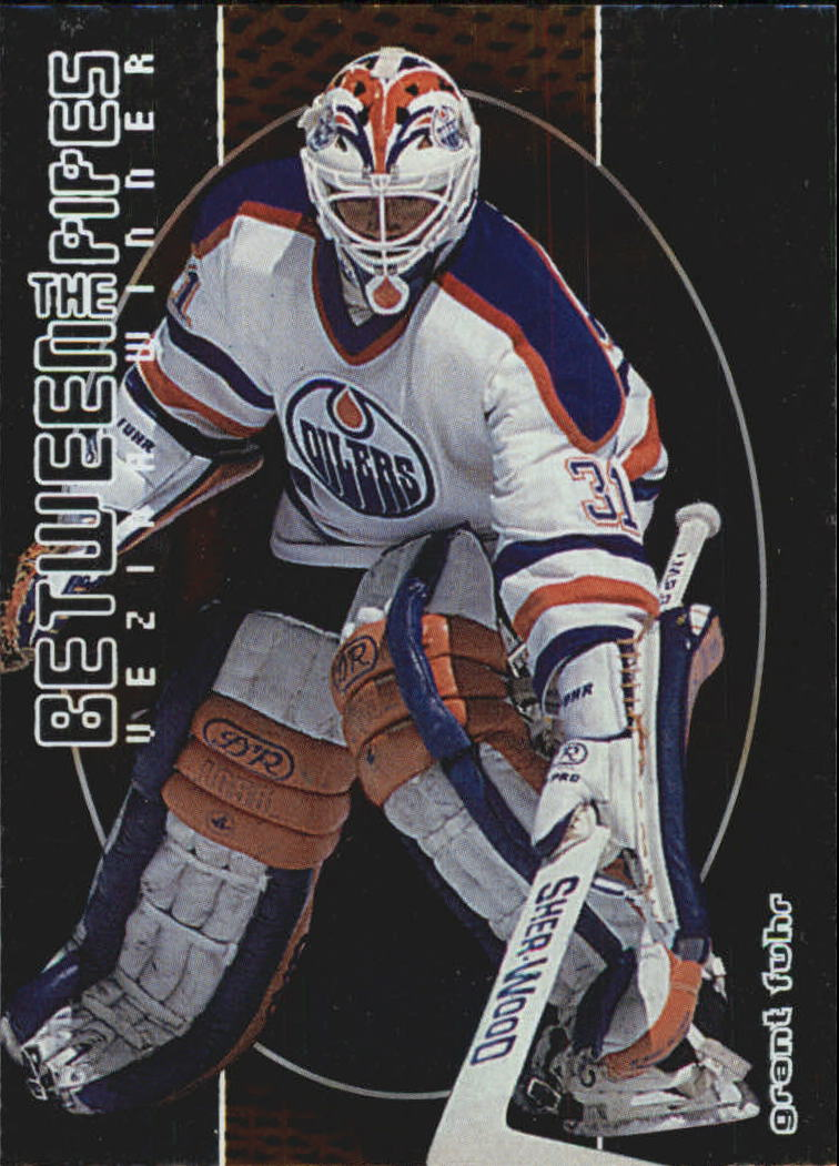 2001-02 Between the Pipes #113 Grant Fuhr