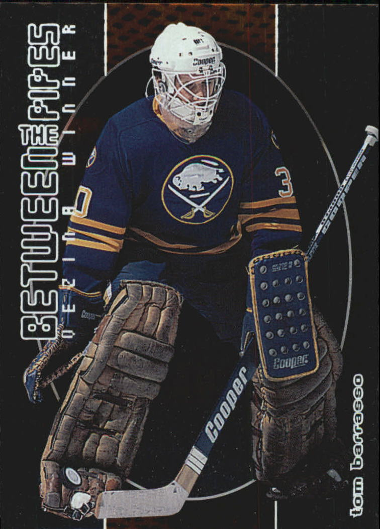 2001-02 Between the Pipes #116 Tom Barrasso