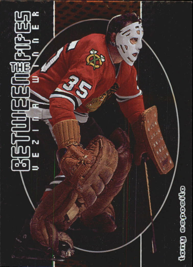 2001-02 Between the Pipes #119 Tony Esposito