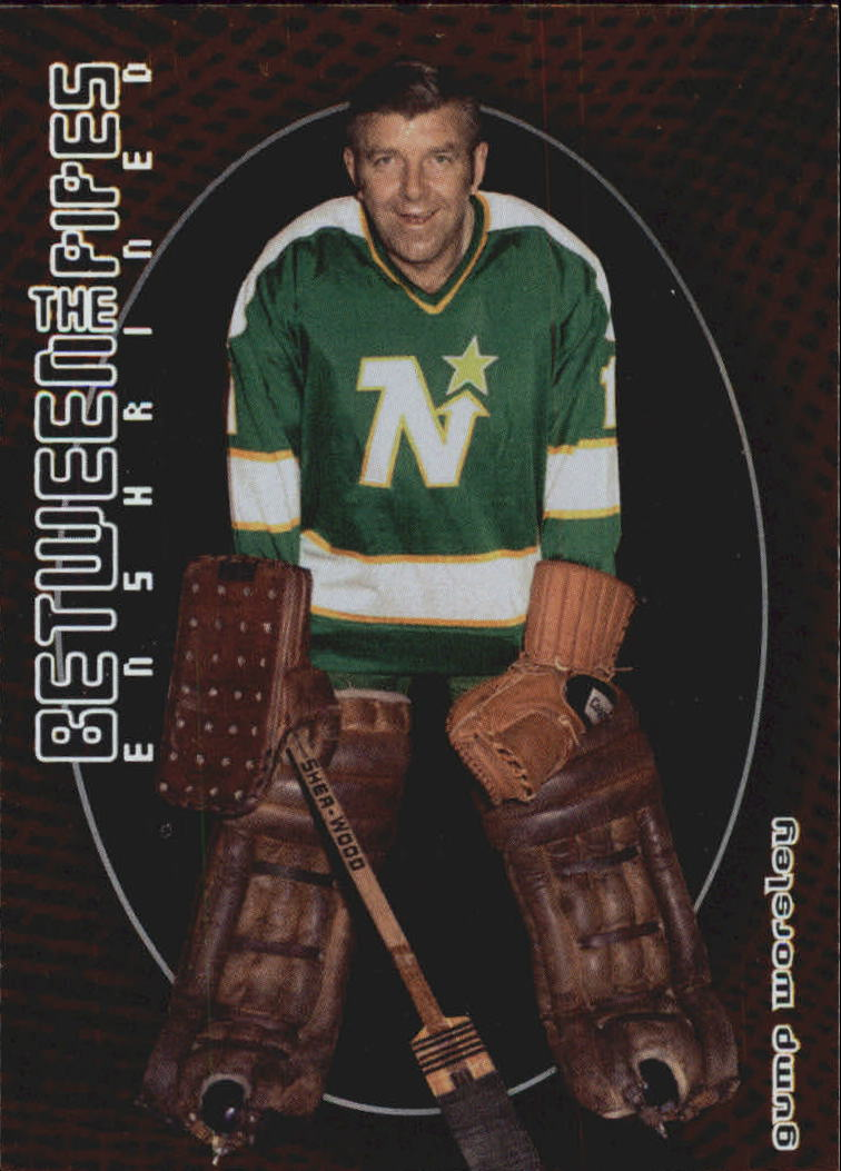 2001-02 Between the Pipes #131 Gump Worsley