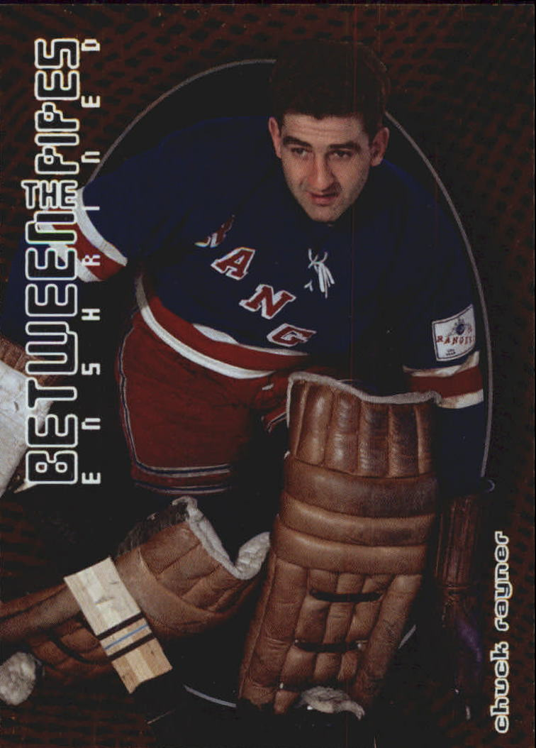 2001-02 Between the Pipes #137 Chuck Rayner