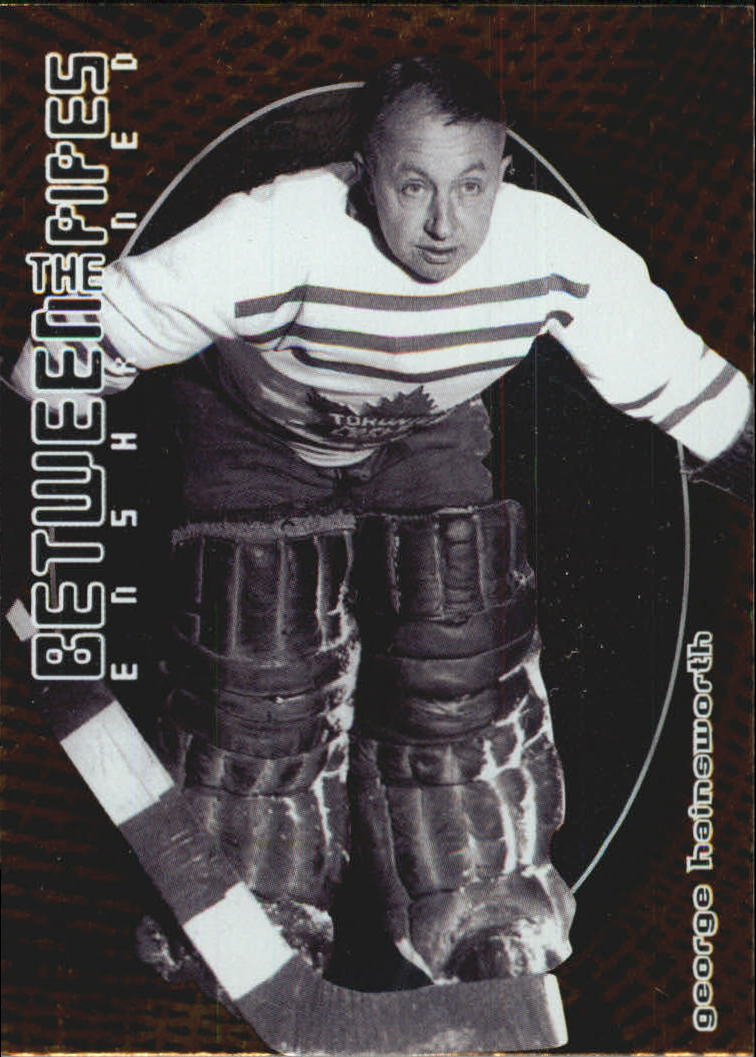 2001-02 Between the Pipes #141 George Hainsworth