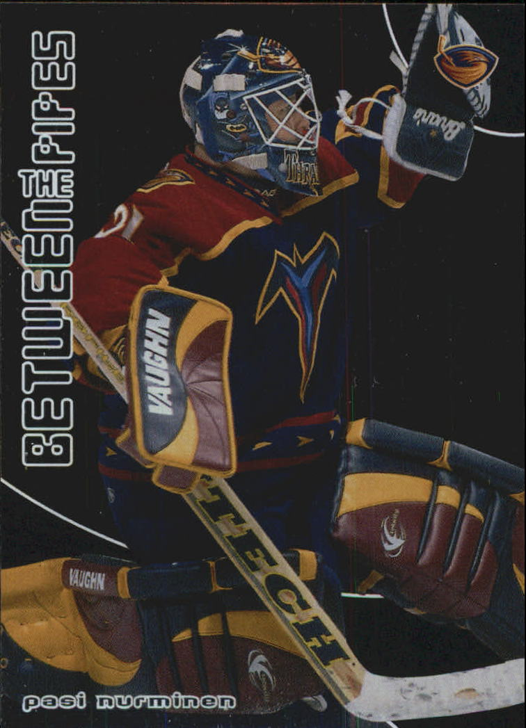 2001-02 Between the Pipes #151 Pasi Nurminen RC