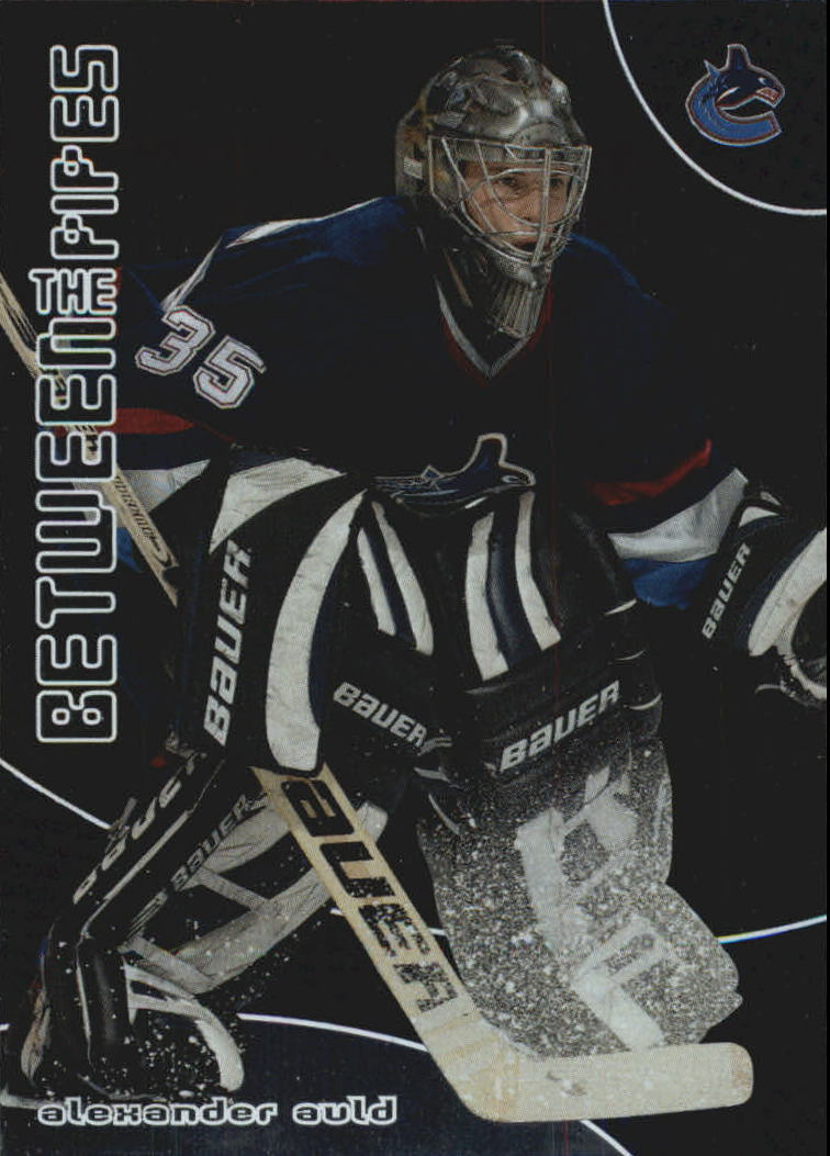 2001-02 Between the Pipes #152 Alex Auld