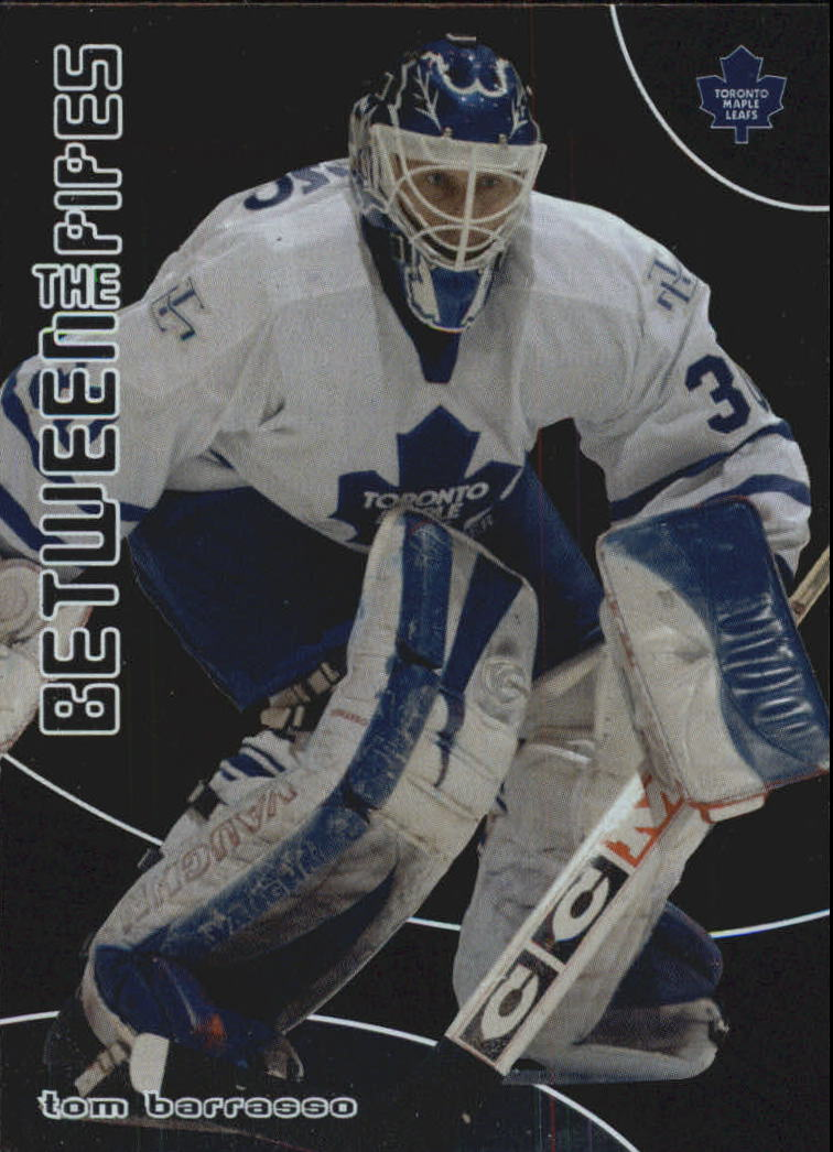 2001-02 Between the Pipes #156 Tom Barrasso