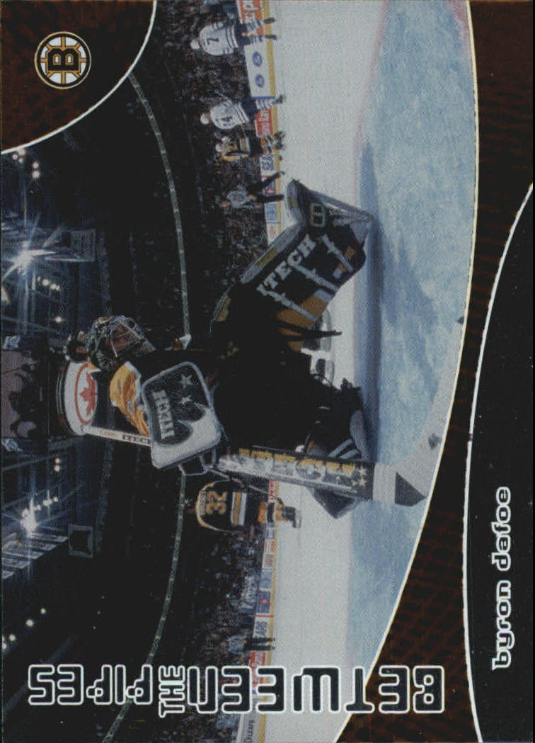 2001-02 Between the Pipes #166 Byron Dafoe