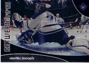 2001-02 Between the Pipes #167 Curtis Joseph