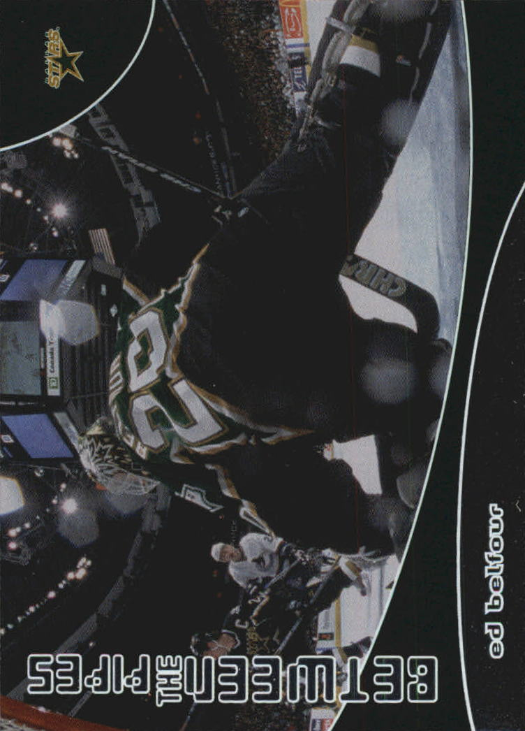 2001-02 Between the Pipes #168 Ed Belfour