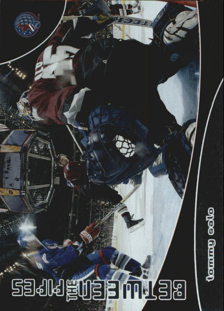 2001-02 Between the Pipes #169 Tommy Salo