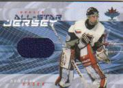 2001-02 Between the Pipes All-Star Jerseys #ASJ5 Dominik Hasek