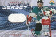 2001-02 Between the Pipes All-Star Jerseys #ASJ13 Dominik Hasek
