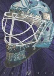 2001-02 Between the Pipes Masks #39 Miikka Kiprusoff