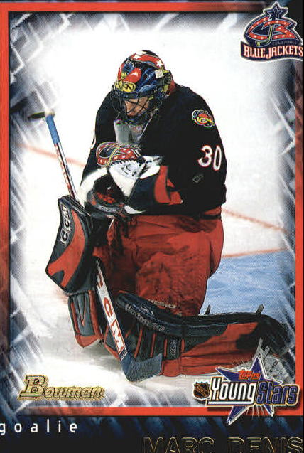 2001-02 Bowman YoungStars #88 Marc Denis