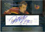 2001-02 Bowman YoungStars Autographs #DH Dany Heatley